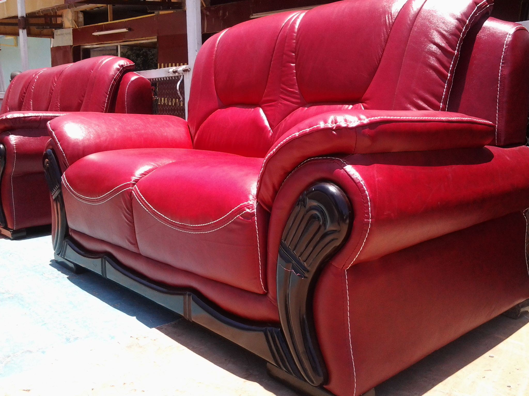 Salon 918 Rouge