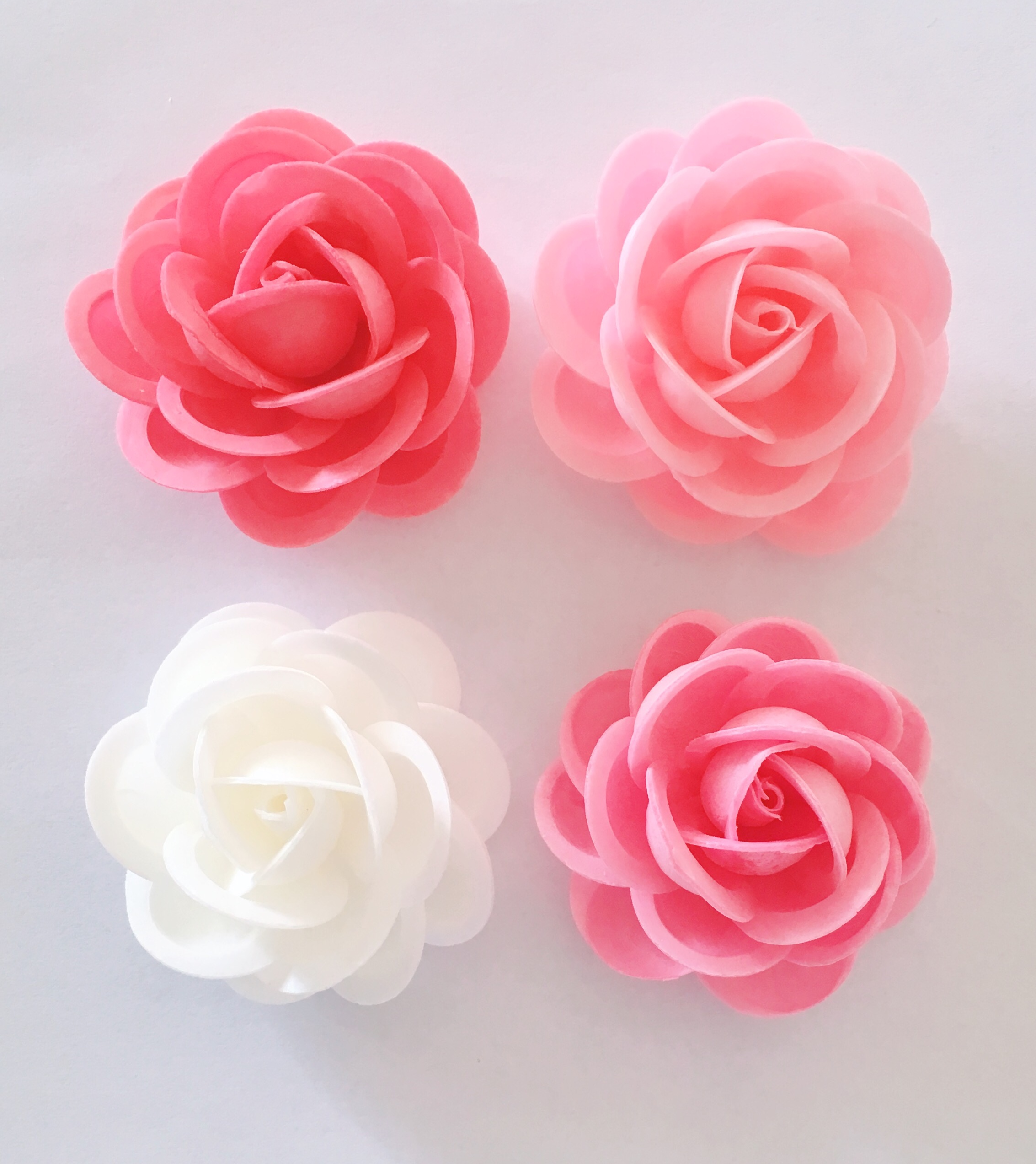 Wafer Paper A4 Wafer Flowers Sugar Flowers