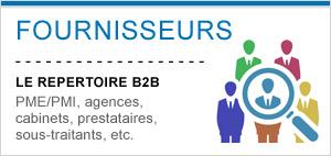 Entreprises / Supliers / Fournisseurs